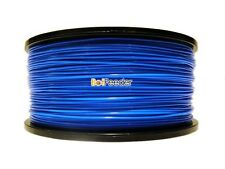 BotFeeder 3D printer filament, ABS 1.75mm Blue, Made in Taiwan