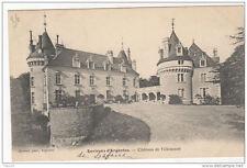 36 Environs d'ARGENTON Chateau de VILLENEUVE - voyage