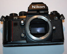 Nikon F3 SLR Film camera body 1221072 Black