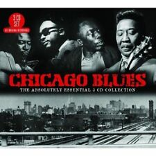Chicago Blues - The Absolutely - Varios Nuevo CD