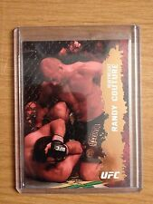 2009 Topps UFC Randy Couture parallel 59/88