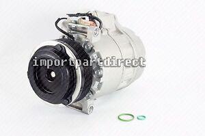 NEW A/C Compressor for BMW X5 xDrive30i 3.0 Liter 2007-2010 W/o Adaptive Drive