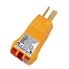 Ideal Industries 61 035 E Z Check Circuit Tester