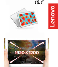 Lenovo Tab4 10 Plus Gaming 10.1In Wi-Fi Octa 2.0GH 4G/64G 475g Android 7.1 White