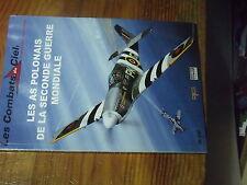 7µ? Revue Osprey Combats du Ciel n°15 As Polonais seconde Guerre  Mondiale
