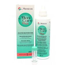 Menicare Plus Menicon Multipurpose solution hard & rgp contact lenses