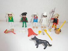 Playmobil 3292 medieval 3447 3448 figures