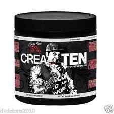 CREATINA 5% Nutrition Crea-TEN Blue Raspberry 231 Grammi 0850228006014