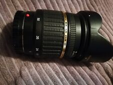 Tamron 17-50 f/2.8 Sony Fit