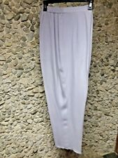 Chaus woman's lavender silk pants size 2 only $22.99 !