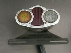 Original 1930 1931 Packard Tail light CM Hall PACO Complete