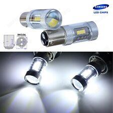 15W 7225 566 1122 SAMSUNG Chips LED Rücklicht Blinker Glühbirne Weiß PKW