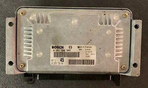 Calculateur moteur décodé PEUGEOT 306 MP7.3 45 0261206565 9635673880