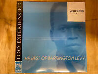 "Barrington Levy - Too Experienced ... The Best Of Barrington Levy (LP, 12"", RE)"