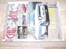 µµ Gazoline n°88 Opel Manta Peugeot 172 BS Ford Escort RS 2000