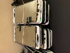iPhone 7 Plus LCD Lot Of 10- 4 Available-Bad LCD-Cracked Glass Read