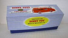 REPRO BOX DINKY n. 555 Fire Engine with extending Ladder