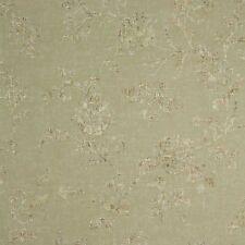 Mirage Paulomie Olive Jacobean Scroll Damask Textured Wallpaper FD54539