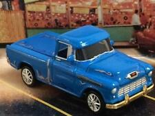1955 55 Chevrolet Cameo Kustom Pickup Truck 1/64 Scale Limited Edition N9