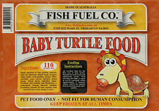 Fish Fuel Baby Turtle Blocks High Quality Frozen Turtle Food PICK UP ONLY