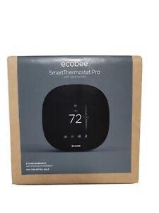 Brand New ecobee 5 Pro Smart Thermostat- Black