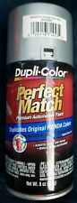 6 Dupli-Color Perfect Match Starlight Silver Metallic, Dup Original HONDA Colors