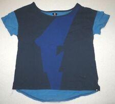 New DC Shoes Womens Dahlia Top Tee Shirt Tshirt Medium