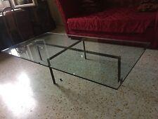 Spettacolare tavolino cristallo