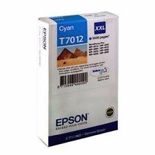 EPSON T7012 CYAN XXL 34 ml ORIGINALE SCADUTA C13T70124010