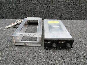 069-1020-00 King Radio KX170B Nav / Comm Unit W/ Tray (Volts: 14)