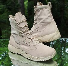 Under Armour Jungle Rat Tactical Boots Men's Size 12 Desert Sand 1264770