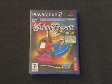 PS2 TRIVIAL PURSUIT UNLIMITED CON GIOCO IN RETE - gioco playstation 2 nuovo ITA