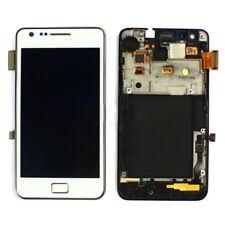 PANTALLA COMPLETA LCD + TACTIL + MARCO SAMSUNG I9100 GALAXY S2 BLANCO