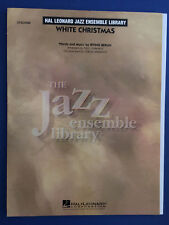 White Christmas, Irving Berlin, arr. Paul Jennings, Big Band Arrangement