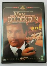 DVD : James Bond The man with the golden gun ... 007 ... DUTCH