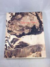 Sigmar Polke Fotografien Baden Baden 1990 German Art Book