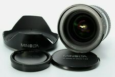 Excellent+++ MInolta AF Zoom 17-35mm F3.5 From Japan From Japan #3978