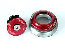 "FSA Headset ORBIT C-40 ACB 1-1/8"" - 1.5"" Tapered Tube ID 42mm/52mm Red"