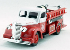 1939 1/43 Fire Rescue Ford V8 Pumper Millwood NY Fire Department Diecast Car Toy