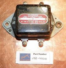 NOS OEM Auto-Lite 6V Voltage Regulator 1941-1950 Hudson w/ GDS GEC VRR-4001A
