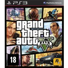 Grand Theft Auto V - GTA V - PSN - PS3- DIGITAL GAME IT'S NOT PHYSICAL CD- LEIA