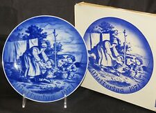 """Ludwig Richter """"Mother's Day 1971"""" Collector Plate"""