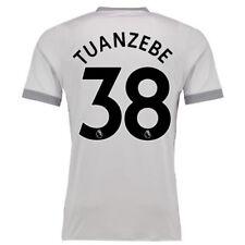 Terza maglia da calcio di squadre internazionali taglia S senza indossata in partita