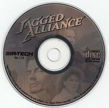 PC DOS: Jagged Alliance 1-CD