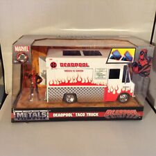 Marvel Deadpool Taco Truck with die-cast figure