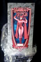 Scarlet Witch Statue Museum New 2012 Bowen Designs Marvel Avengers Amricons