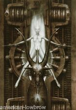 HR Giger Art Poster Print Baphomet (after Eliphas Levi) Alien Biomechanical
