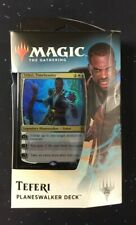 MAGIC THE GATHERING Dominaria Planeswalker Deck: Teferi (NEW)