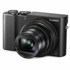 """Panasonic Lumix DMC-TZ100 Digital Camera in Black (1"""" Sensor) BNIB UK Stock"""