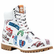 Timberland Boots NBA Basketall Teams Logo Premium Construction Shoes TB0A1UD6100